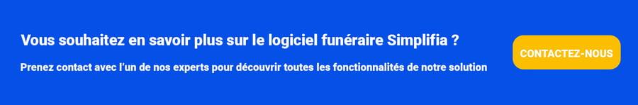 critère logiciel funéraire