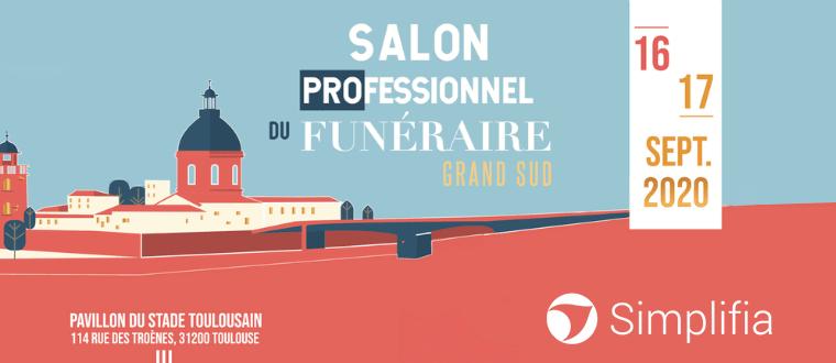 Salon Professionnel du funéraire Grand Sud